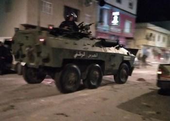 Violentes manifestations en Tunisie 10 ans après la révolution