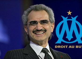 Al Walid Bin Talal sur le point d'acquérir l'Olympique de Marseille?