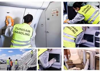 Tunisair : notre engagement sanitaire pour un voyage en toute sécurité (VIDEO)