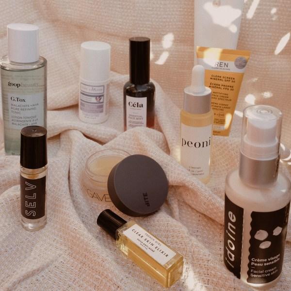 10 soins pour la peau à apporter en vacances