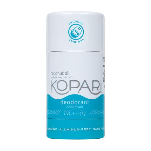 Les 15 meilleurs déodorants naturels: huile de noix de coco par Kopari