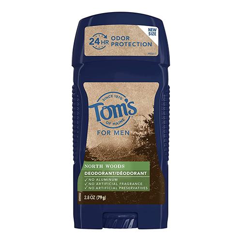 Les 15 meilleurs déodorants naturels: North Woods par Tom's of Maine