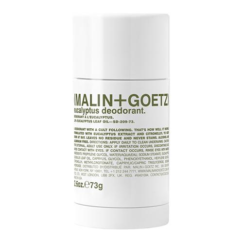 Les 15 meilleurs déodorants naturels: Malin+Goetz à l'eucalyptus