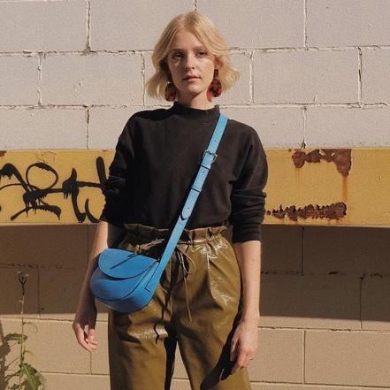 Joëlle Paquette, une blogueuse de mode éthique et de beauté non-toxique basée à Montréal, Québec.