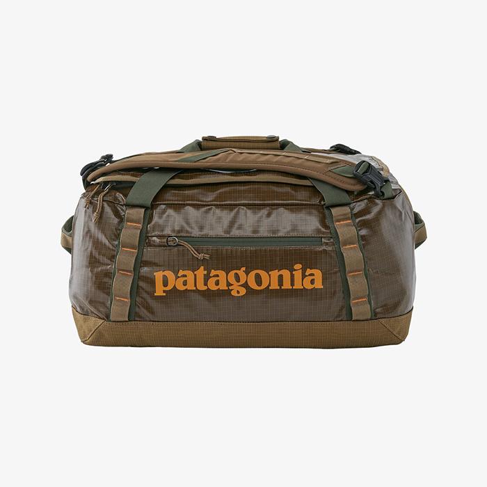 Weekend en matériaux recyclés par Pantagonia