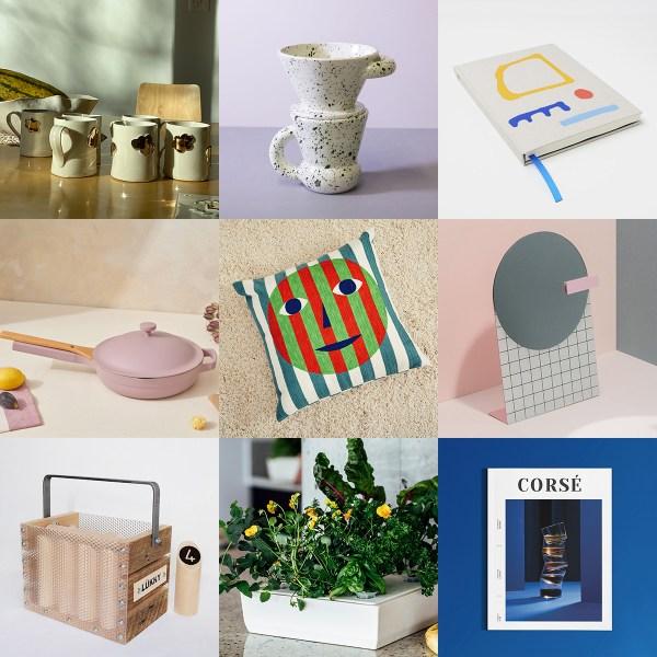 Guide cadeaux éthique de décoration pour la maison