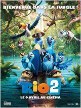 Affiche Rio 2