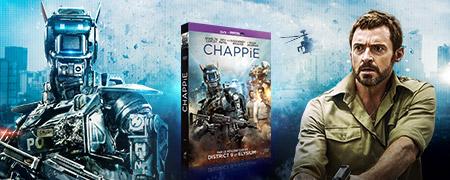 Gagnez des DVD Chappie