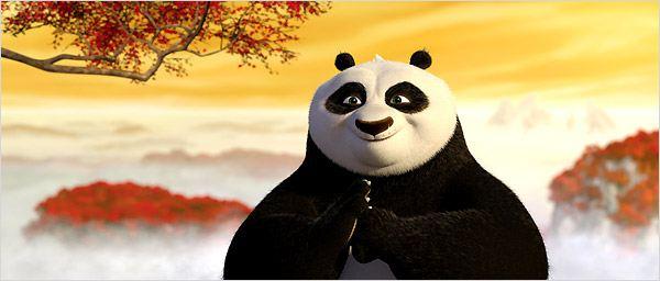 Kung Fu Panda : Photo John Stevenson, Mark Osborne