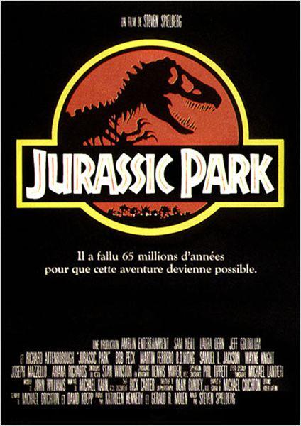 Jurassic Park, Steven Spielberg