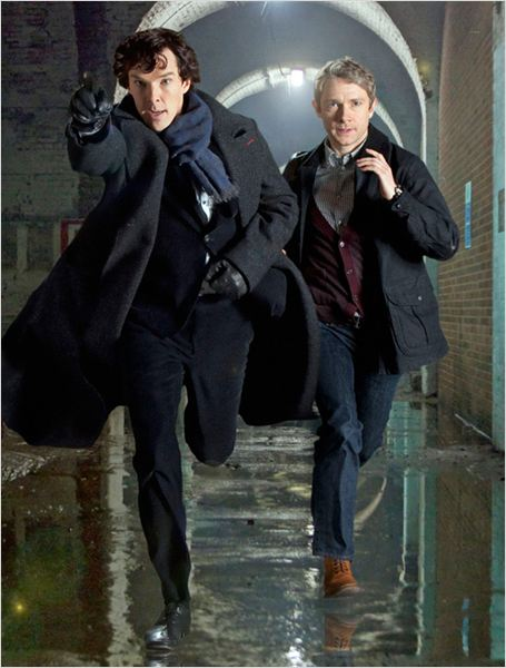 Sherlock : Photo