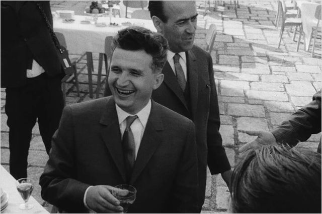 L'Autobiographie de Nicolae Ceausescu : photo Andrei Ujica