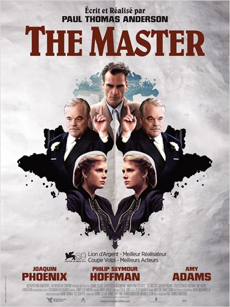 The Master : Affiche