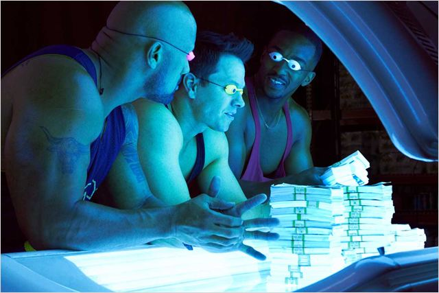 No Pain No Gain : Photo Anthony Mackie, Dwayne Johnson, Mark Wahlberg