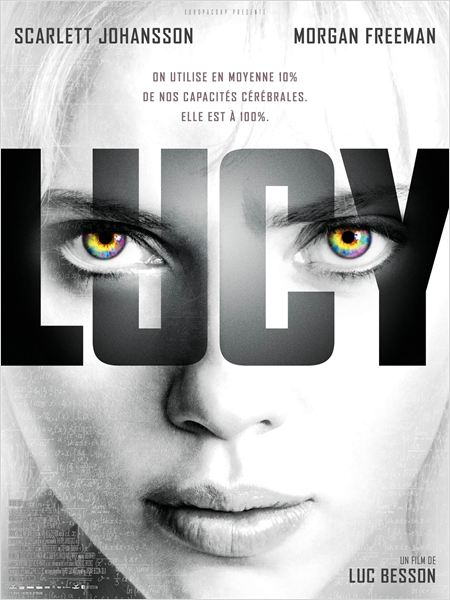 Lucy : Affiche