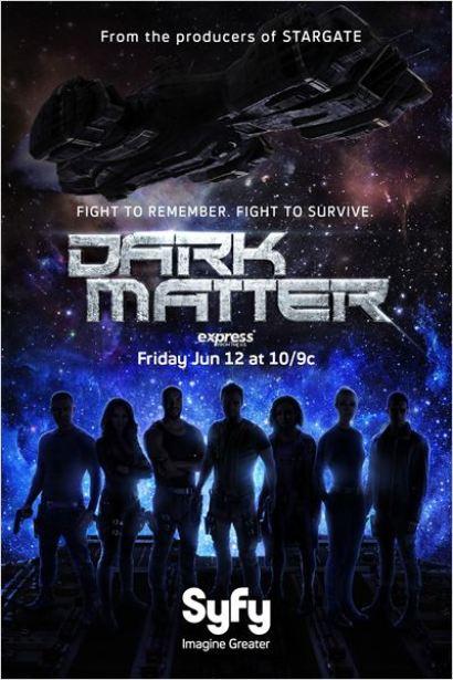 Challenge séries 2017 : Dark Matter