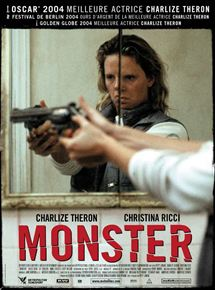 """Résultat de recherche d'images pour """"film monster avec charlize theron"""""""