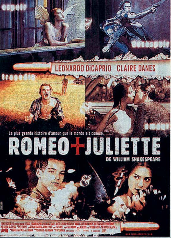 """Résultat de recherche d'images pour """"roméo et juliette film"""""""