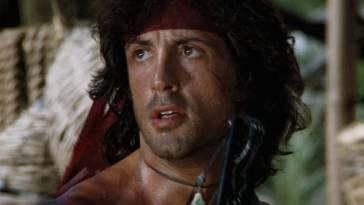 Rambo 2 : retour sur l'opposition entre Stallone et James Cameron – Actus Ciné