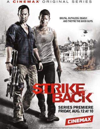 Strike Back Season 1 Download Complete 480p WEB-DL