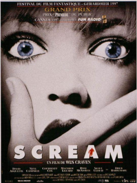 Scream : Affiche