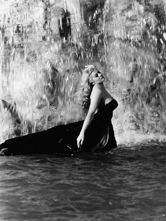 La Dolce Vita : Photo Anita Ekberg