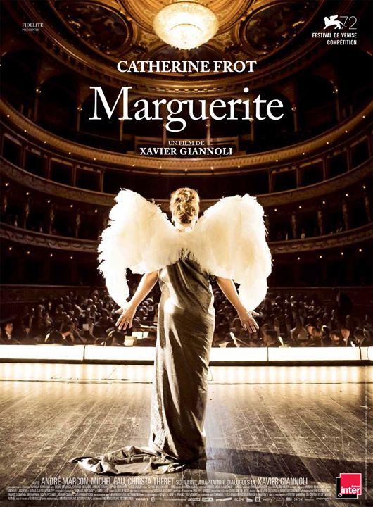 Marguerite : Affiche