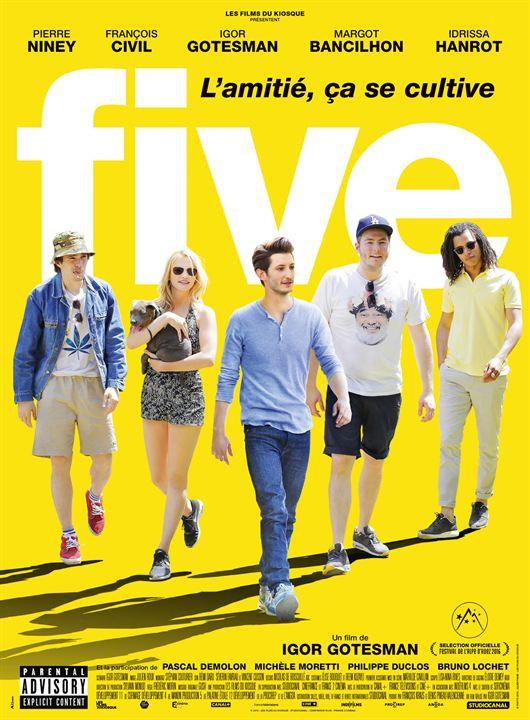 Five : Affiche