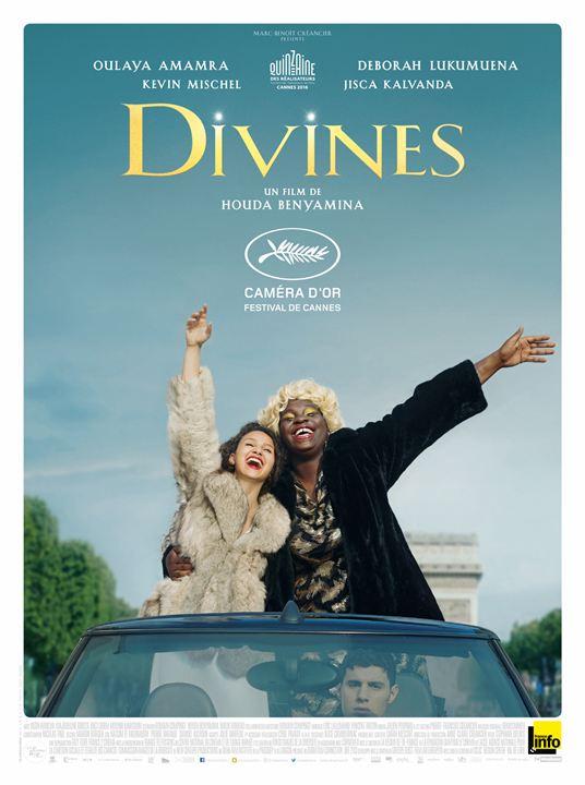 Divines : Affiche
