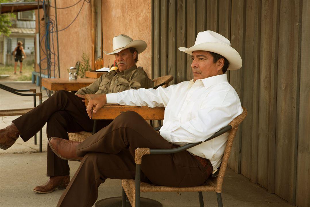 Comancheria : Photo Gil Birmingham, Jeff Bridges