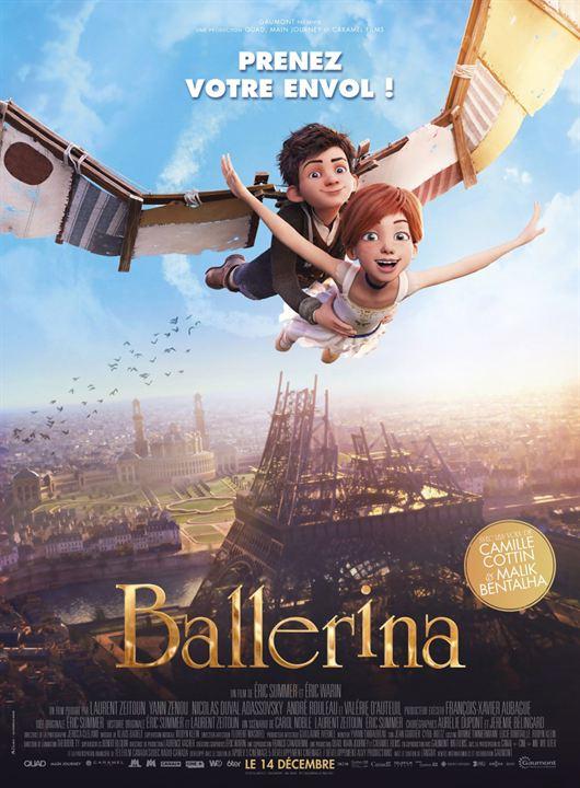 """Résultat de recherche d'images pour """"ballerina affiche film"""""""
