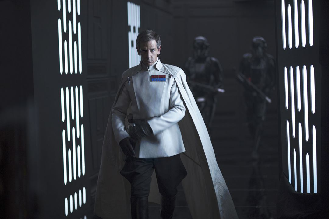 Rogue One: A Star Wars Story : Photo Ben Mendelsohn