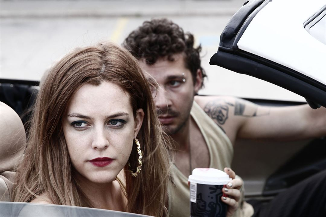 American Honey : Photo Riley Keough, Shia LaBeouf