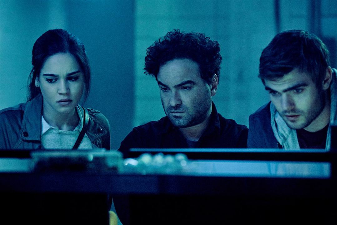 Le Cercle - Rings : Photo Alex Roe, Johnny Galecki, Matilda Lutz