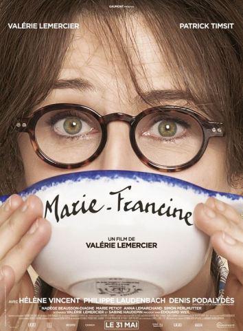 Marie-Francine : Affiche