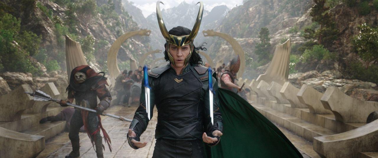 Thor : Ragnarok : Photo Tom Hiddleston