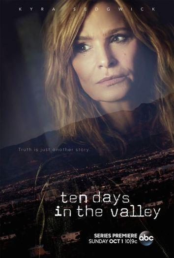 Ten Days In The Valley : Affiche