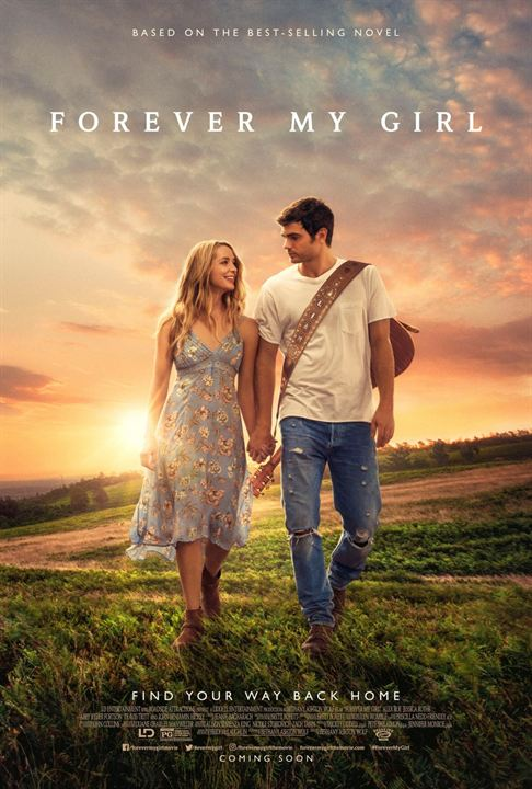 Forever My Girl : Affiche