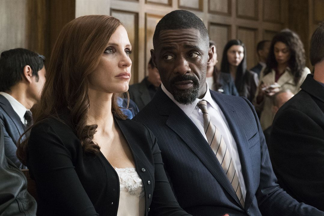 Le Grand jeu : Photo Idris Elba, Jessica Chastain