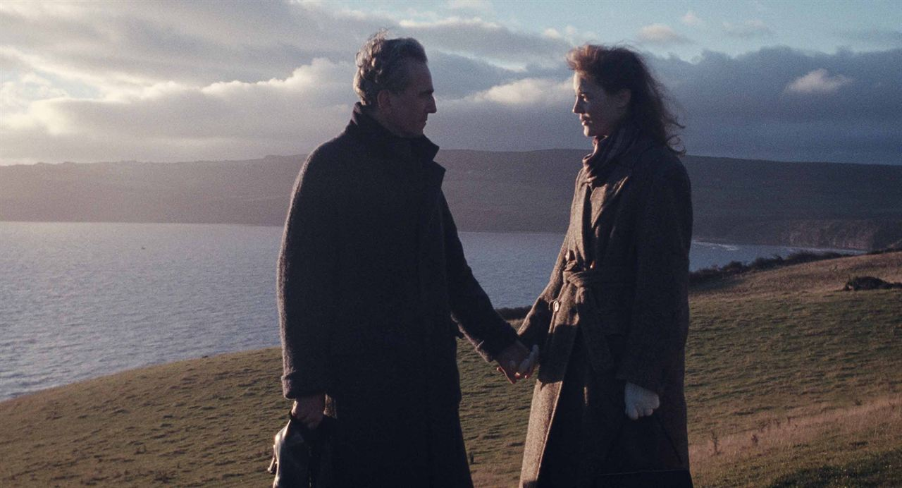 Phantom Thread : Photo Daniel Day-Lewis, Vicky Krieps