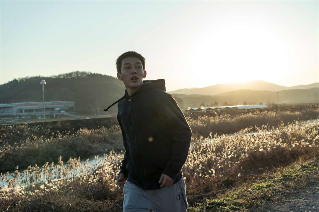 Burning : Photo Yoo Ah-In