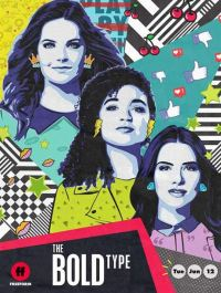 The Bold Type / De celles qui osent : Affiche