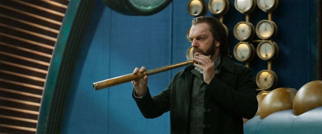 Mortal Engines : Photo Hugo Weaving