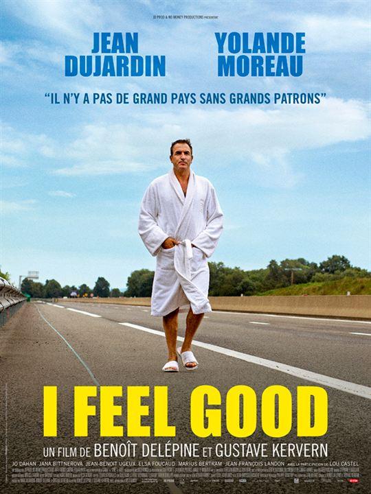 I Feel Good : Affiche