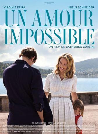 Un Amour impossible : Affiche