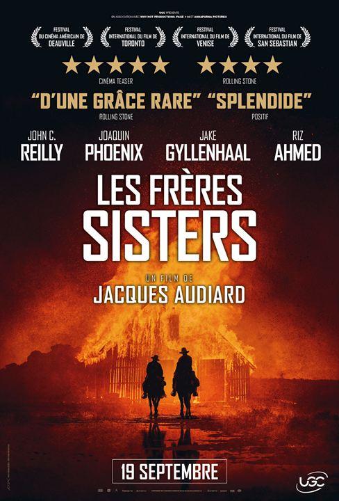 Les Frères Sisters : Affiche