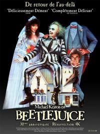 Beetlejuice : Affiche