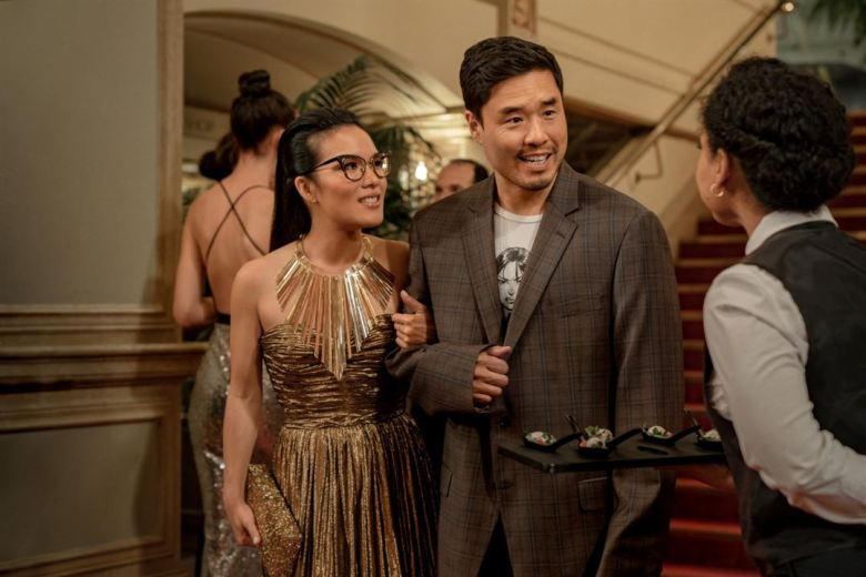 Always Be My Maybe : Photo Ali Wong, Randall Park