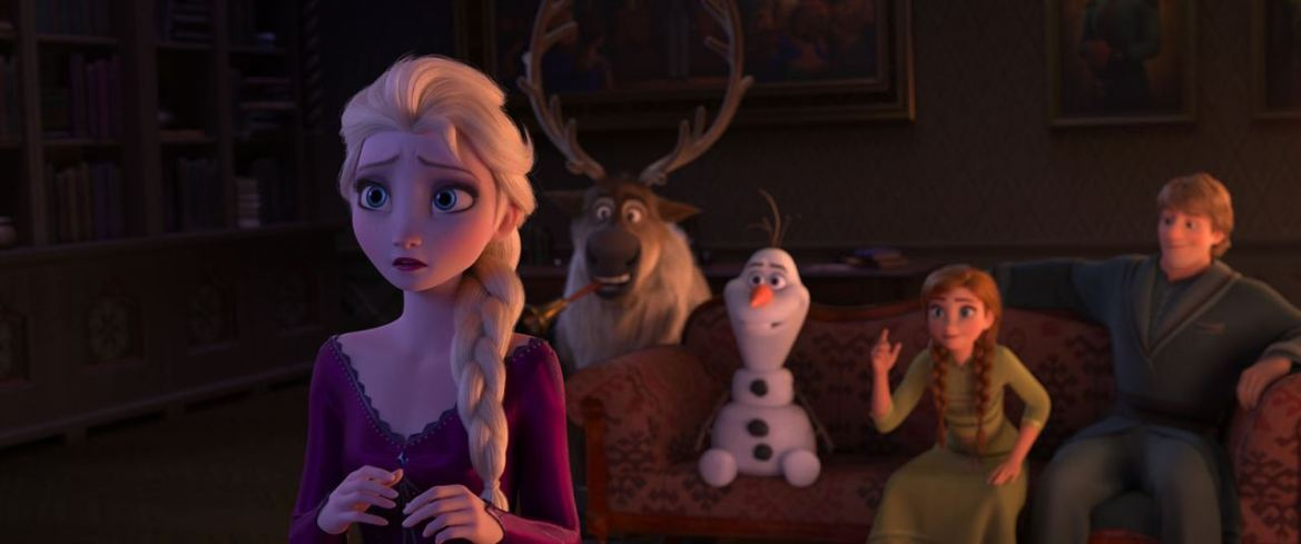 La Reine des neiges 2 : Photo
