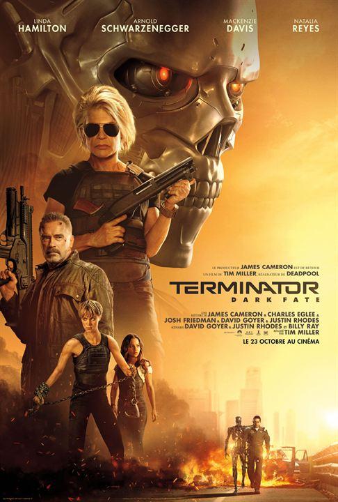 Terminator: Dark Fate : Affiche